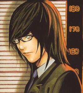 Mikami (blanc et noir)