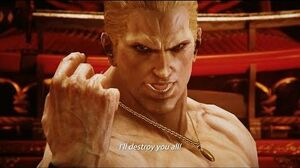 TEKKEN 7 - Geese Howard Reveal Trailer PS4, XB1, PC