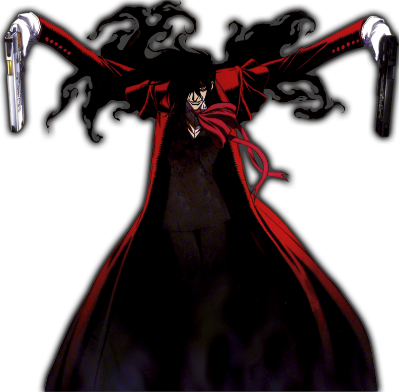 Alucard Hellsing Villains Wiki Fandom Powered By Wikia