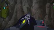 Wingcode's now unconscious.