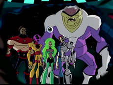 Fatal Five LSH