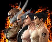 Four Mishimas