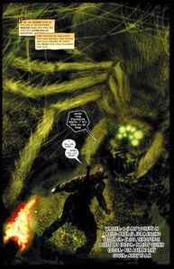 Giant Arachnid (GoW Comics)