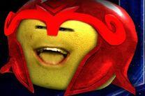 Grapefruit as a supervillain