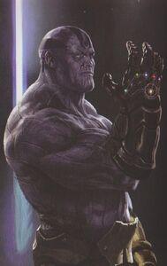 Infinity Gauntlet concept art 15