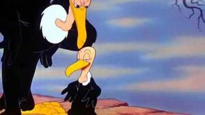 Looney Tunes- no no nope beaky buzzard-0