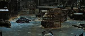 Mormo corpse