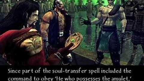 Mortal Kombat Deadly Alliance Shang Tsung's Ending