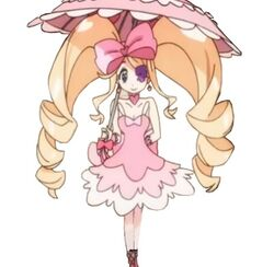Nui Harime the Grand Couturier