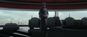 Palpatine uncertain