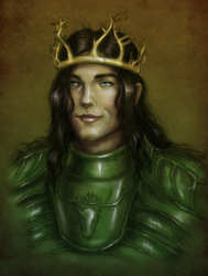 Renly Green Armor
