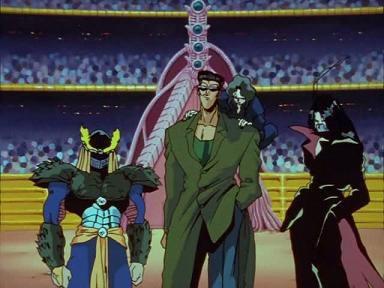 Team Toguro medium