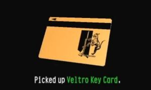 Veltro Key Card
