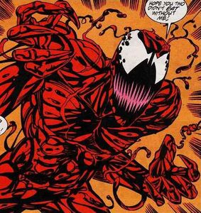 Cletus Kasady (Earth-616) from Web of Spider-Man Vol 1 101 0001