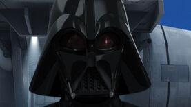 Darth Vader forward