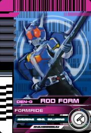 Form Ride Den-O Rod
