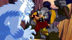 Frost Giants (Earth-91119) 0001