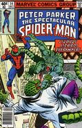 Iguana Spectacular Spiderman (Vol