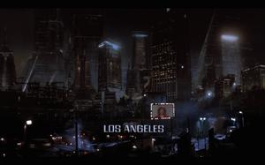 Los Angeles (Running Man, movie)