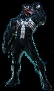 Marvel Comics Venom (Render2)