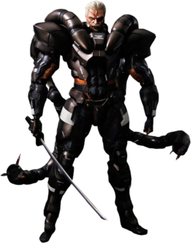 Solidus Snake (MGS2)