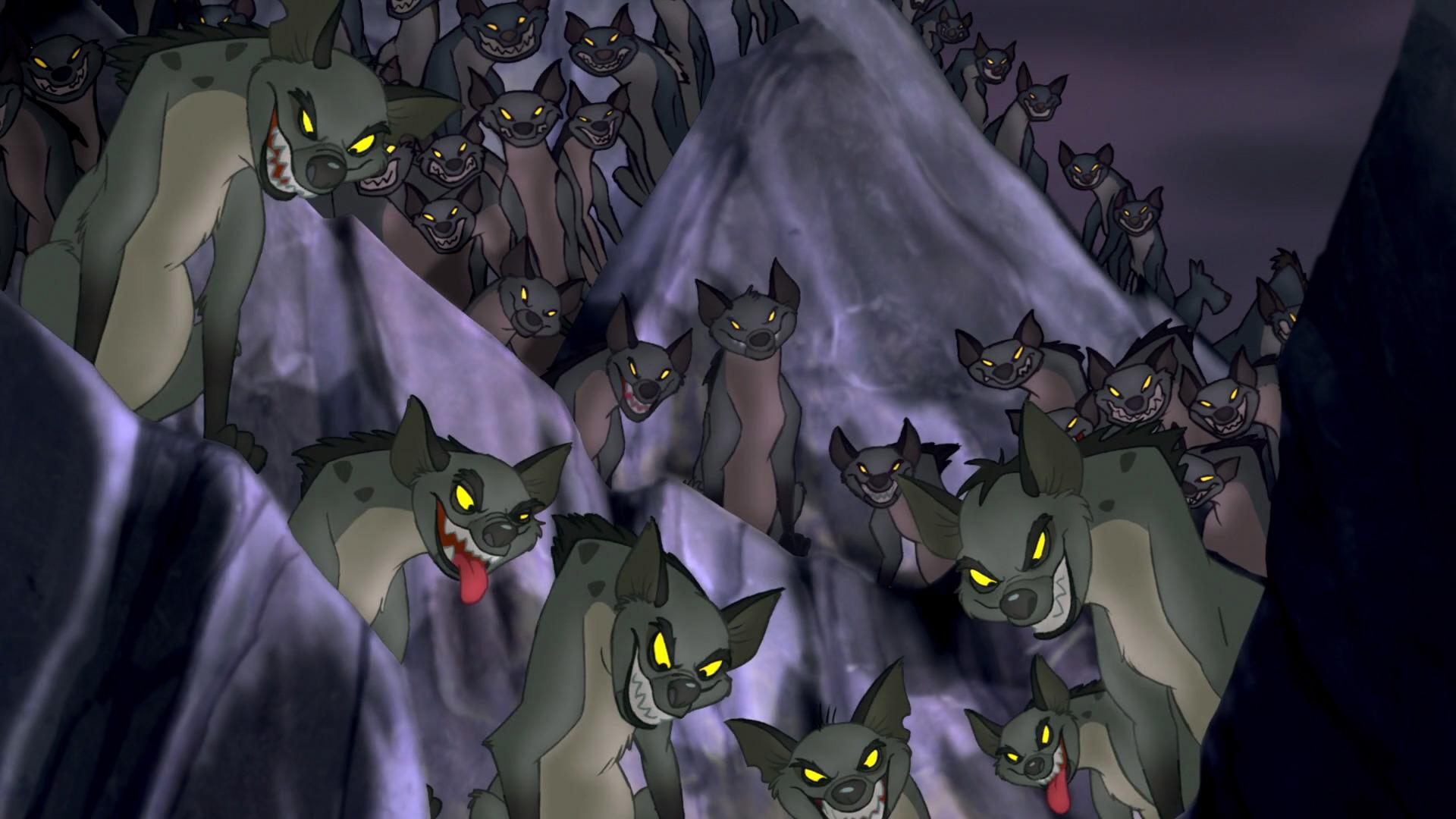 Hyena Clan Villains Wiki Fandom Powered By Wikia