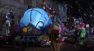 The Killer Klowns Parade