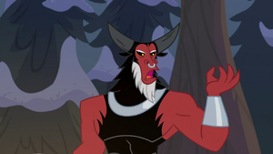 Tirek 'it took about five minutes' S9E8