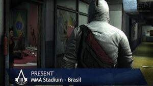 Assassin's Creed 3 - Present Day - MMA Stadium Brasil (100% Sync)-0