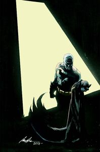 Batman Eternal Vol 1 34 Textless