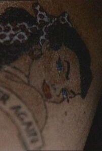 Betty-tattoo