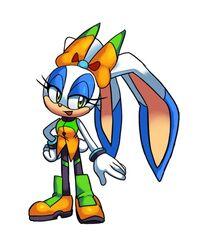 Carrotia the Rabbit