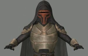 Darth Revan Clone Wars