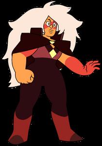 Jasper - With Cape