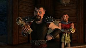 Krogan sees Dragon Eye