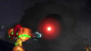 Metroid- Samus Returns - Diggernaut Escape