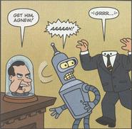 Spiro agnew comic