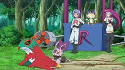 Team Rocket is Caught Hawlucha and Noibat