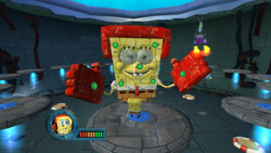 2003 Robo-Spongebob