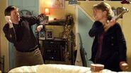 Coronation Street 6th December 2010 - John Stape Kills Charlotte Hoyle