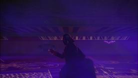 Darth Vader notices