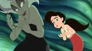 Little Mermaid 2 - Morgana's Plea and Melody Can Help