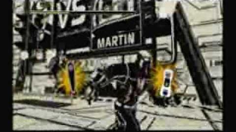 MadWorld Boss Battles 12.- Martin
