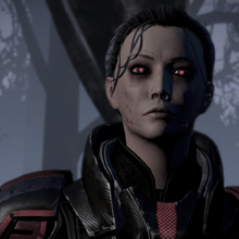 Commander Shepard Renegade Villains Wiki Fandom