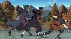 Naruto Obito Vs