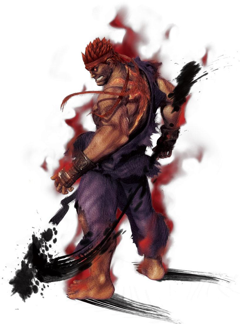 evil ryu villains wiki fandom powered by wikia