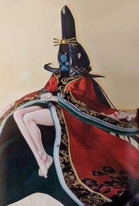 Shizuka faceless