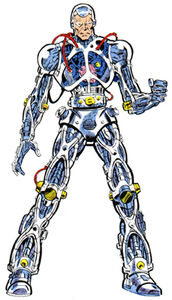 Silvermane Marvel