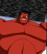 Thaddeus Ross (Earth-8096) as Red Hulk 003