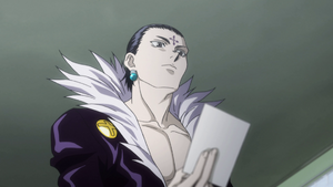 49 - Chrollo takes interest in Neon's ability